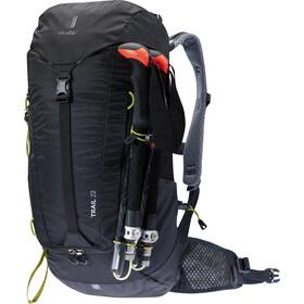 deuter Trail 22 Backpack, black/graphite